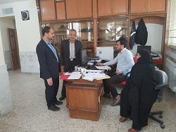 با آغاز ثبت نام واطلبين شوراها صورت گرفت بازديداز ستاد انتخابات شهرستان فردوس
