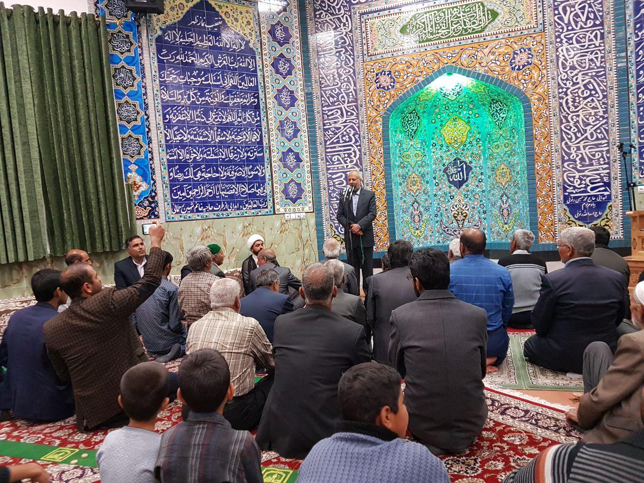 سفر استاندار خراسان جنوبي به شهرستان طبس (27مهر ماه 96)